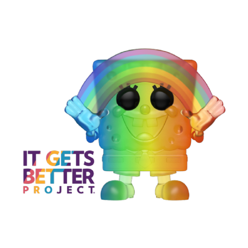 Funko POP! Vinyl Pride 2020 Spongebob Square Pants